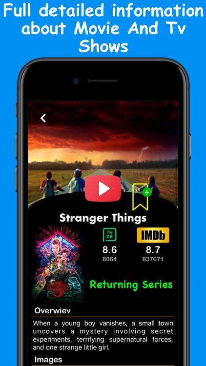 Movies Box & TV Show screenshot-4