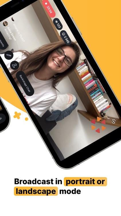 Be.Live – Live Streaming App screenshot-6