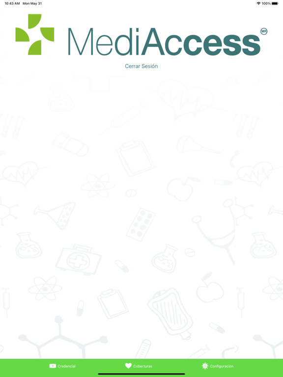Afiliados MediAccess screenshot 16