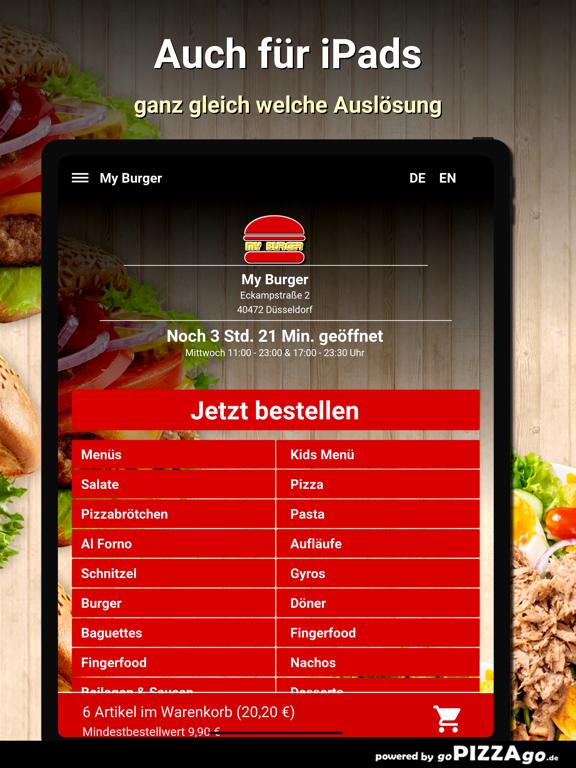 My Burger Düsseldorf screenshot 7