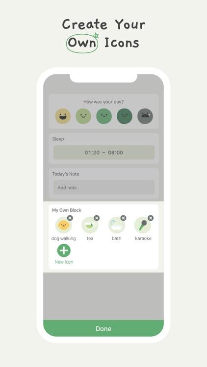 DailyBean - simplest journal screenshot-8
