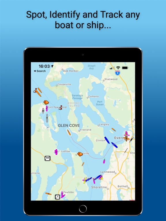 Boat Watch - Ship Trackingのおすすめ画像1