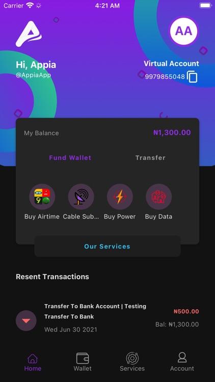 Appia App screenshot-5