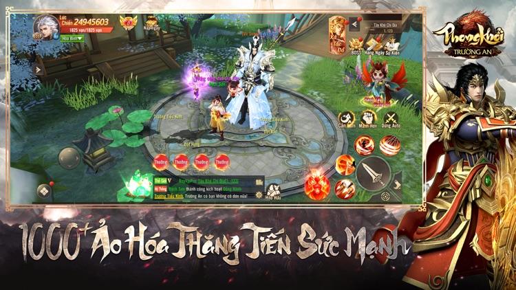 Phong Khởi Trường An screenshot-5