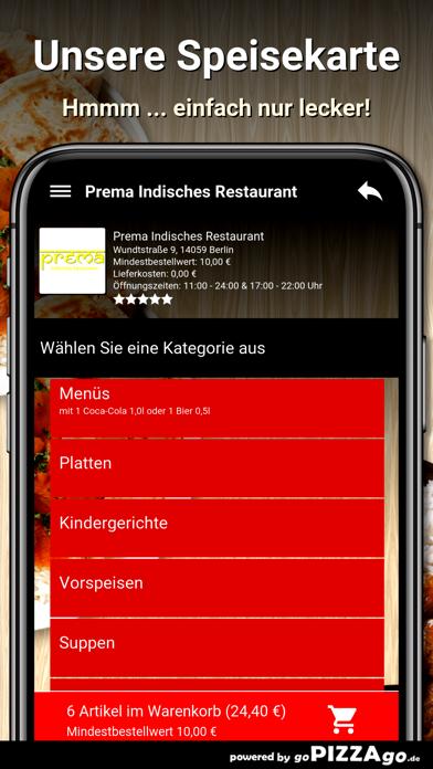 Prema Berlin screenshot 6