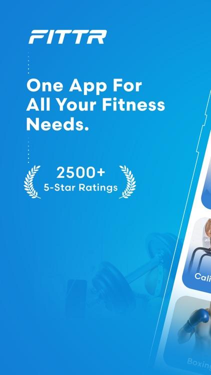 FITTR: Fat-loss & workout plan screenshot-0