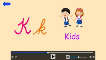 LKG Alphabet Book screenshot 2