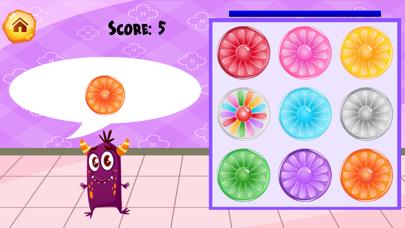 Monsters MathCandy screenshot 3