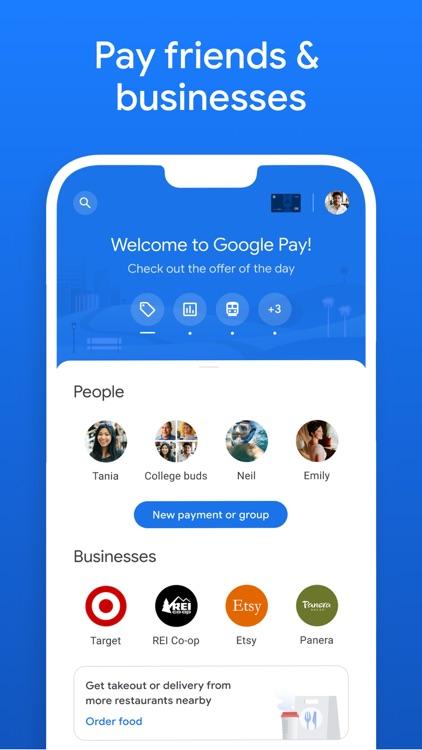 Google Pay: Save, Pay, Manage screenshot-4