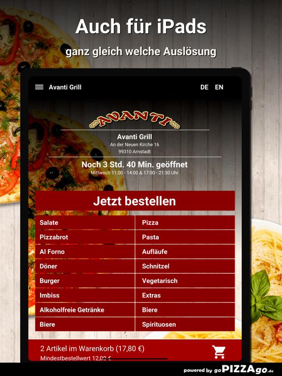 Avanti Grill Arnstadt screenshot 7