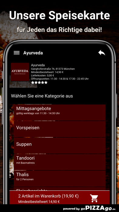 Ayurveda München screenshot 4