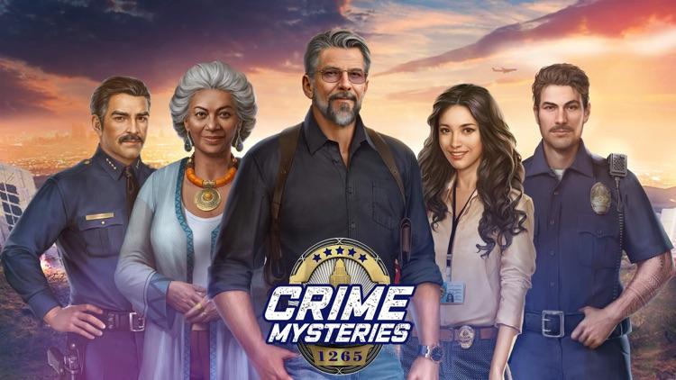 Crime Mysteries™ Hidden Murder screenshot-5
