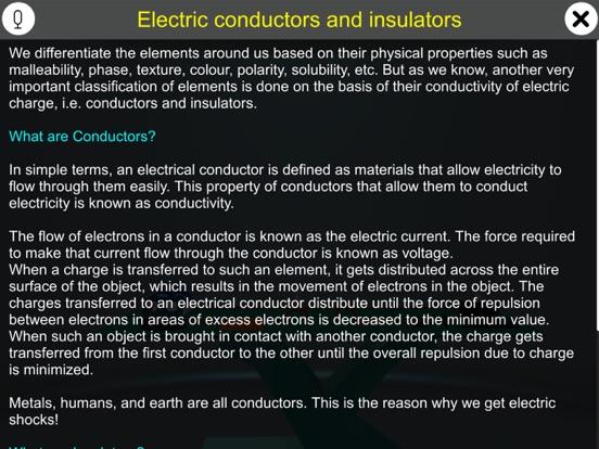 Conductors and Insulators screenshot 9
