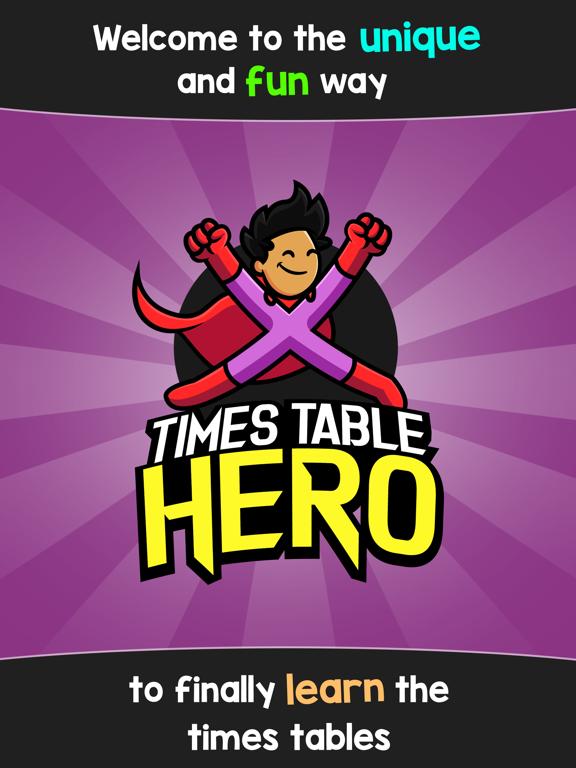 Times Table Hero screenshot 20