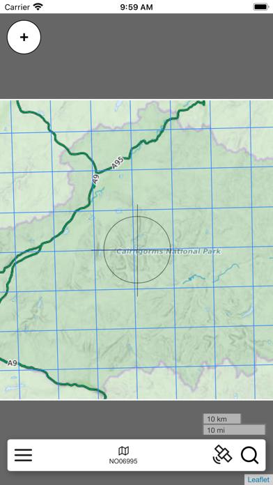The Cairngorms Outdoor Map Pro screenshot 3