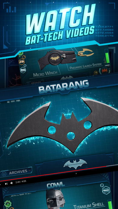 DC: Batman Bat-Tech Edition screenshot 7
