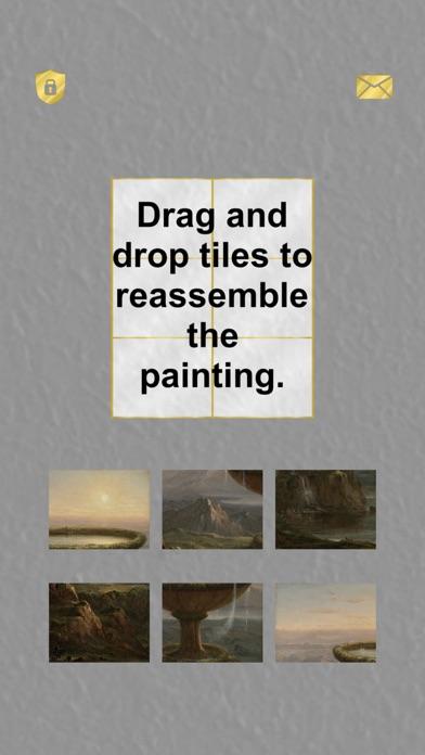 Paintings: Tiling Puzzles screenshot 9