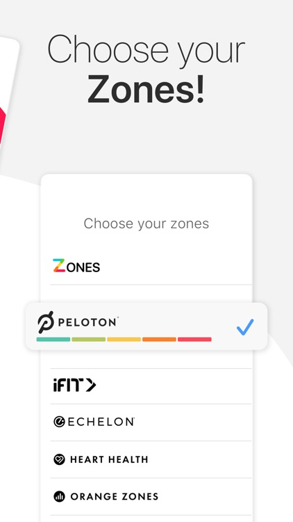 The Zones App for the Watch screenshot-4