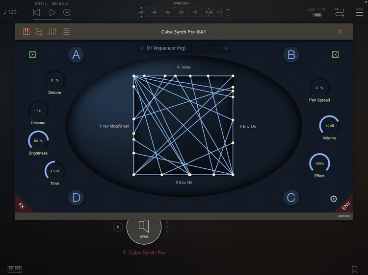 Cube Synth Pro screenshot-6
