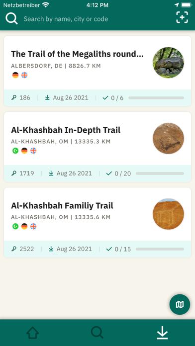 Archaeotrail screenshot 2