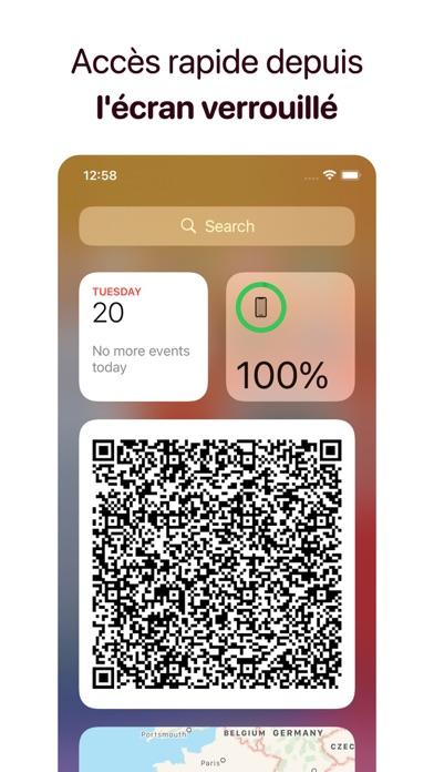 FastPass - QR Code Widget
