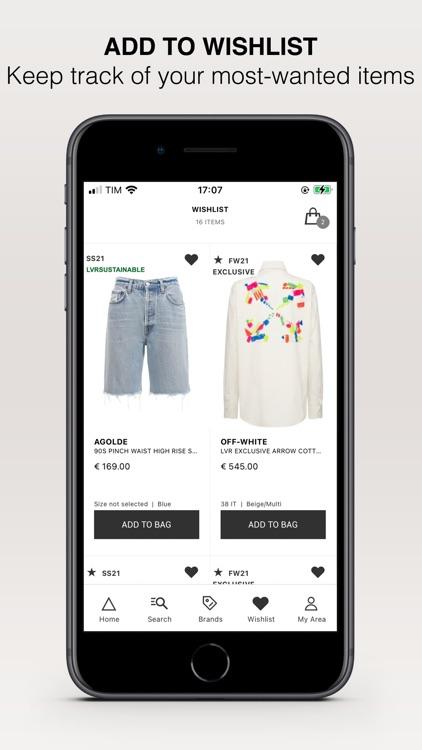LuisaViaRoma: Designer Fashion screenshot-6