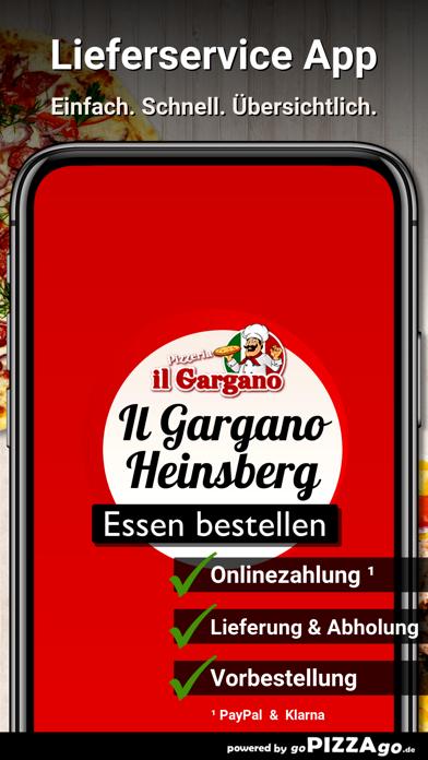 Pizzeria il Gargano Heinsberg screenshot 1