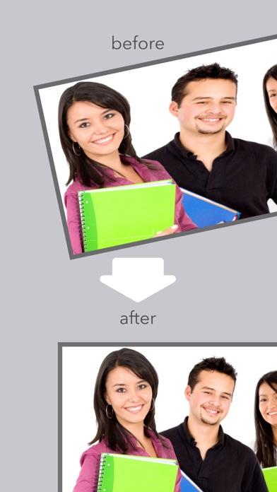 Lens Correction-広角のポートレート変形を解く紹介画像2