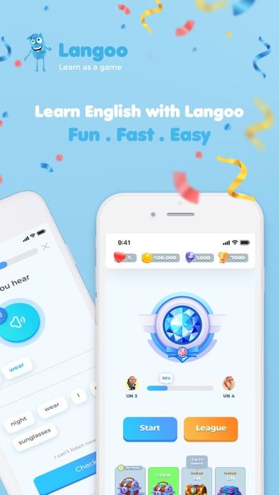 Langoo: Learn English Language紹介画像1