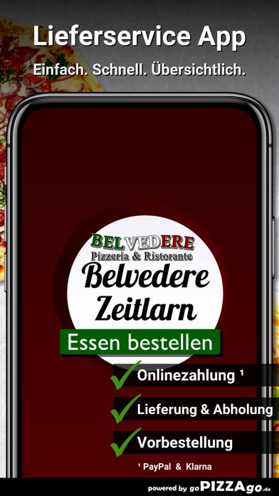 Ristorante Belvedere Zeitlarn screenshot 1