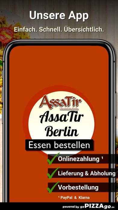 AssaTir Berlin screenshot 1