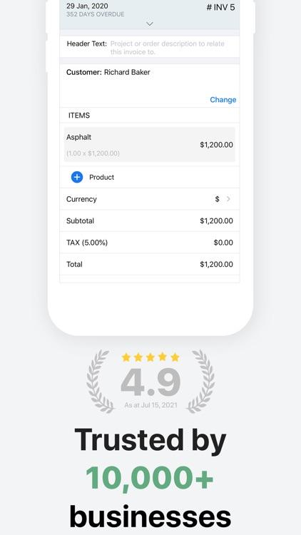 Invoice Maker- Simple Invoices