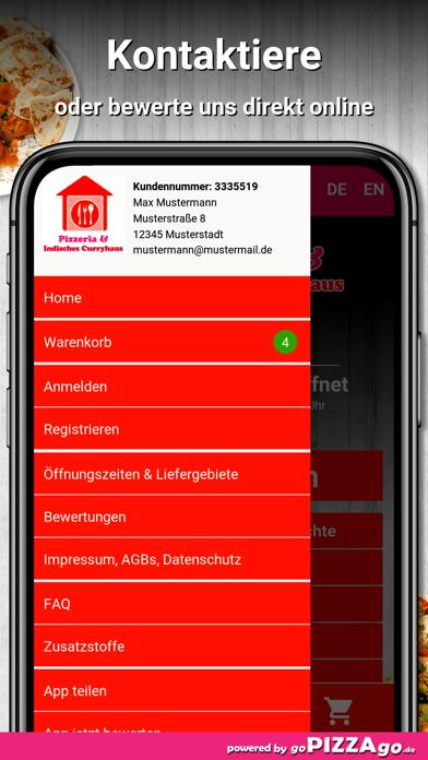 Pizza- und Curryhaus Riedstadt screenshot 3