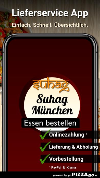 Suhag im Waldeck München screenshot 1