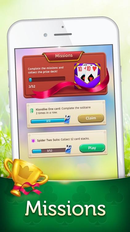 Magic Solitaire: Card Games