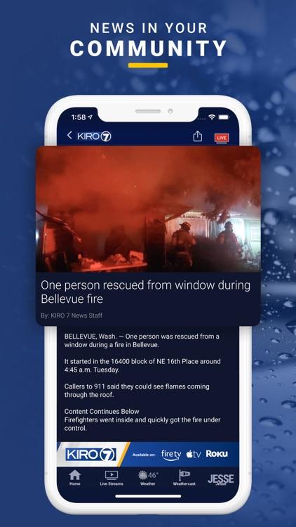 KIRO 7 News App- Seattle Area screenshot-3