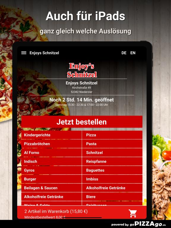 Enjoys Schnitzel Niederzier screenshot 7