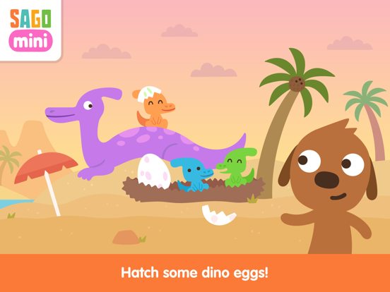 Sago Mini Dinosaursのおすすめ画像4
