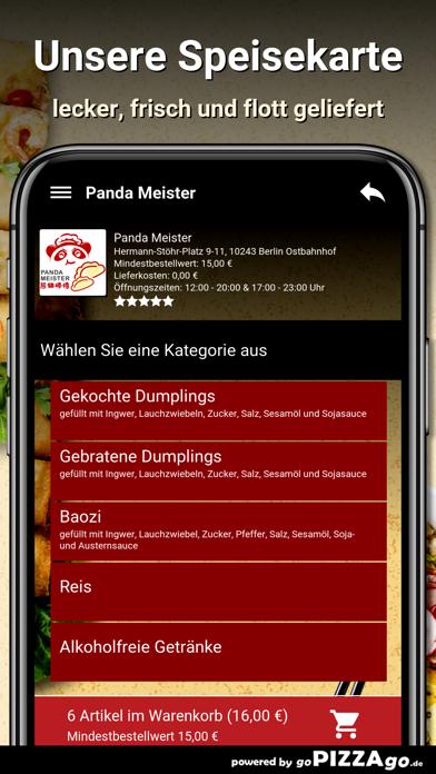 Panda Meister Berlin Ostbahnho screenshot 4