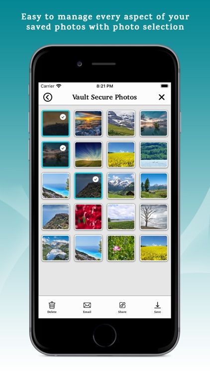 Vault - Secure Photo Gallery
