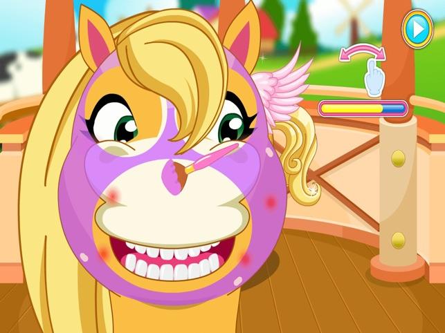 Salon cho ngựa yêu