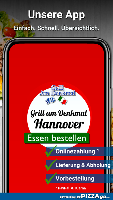 Grill am Denkmal Hannover screenshot 2