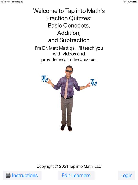 TiM Fractions 1 screenshot