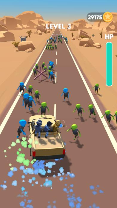 Z Road 3D screenshot 1