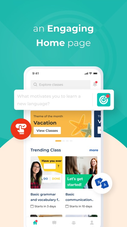 vybe - Learn English & Chinese