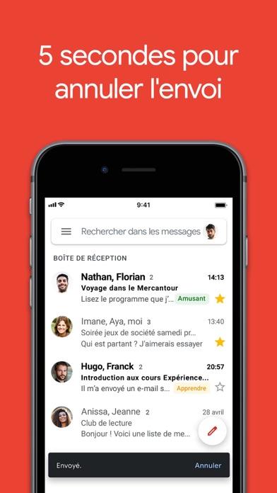 Gmail – la messagerie Google