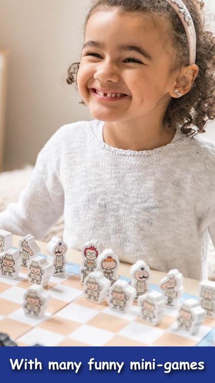 Chess for kid Fritz & Chesster screenshot-3