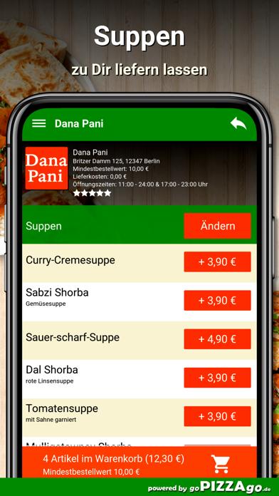 Dana-Pani Berlin screenshot 5