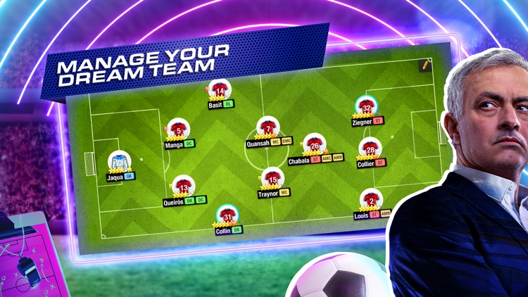 Top Eleven Be a Soccer Manager screenshot-0