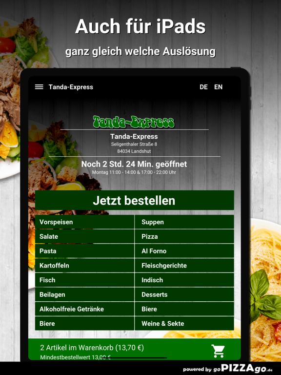 Tanda-Express Landshut screenshot 7